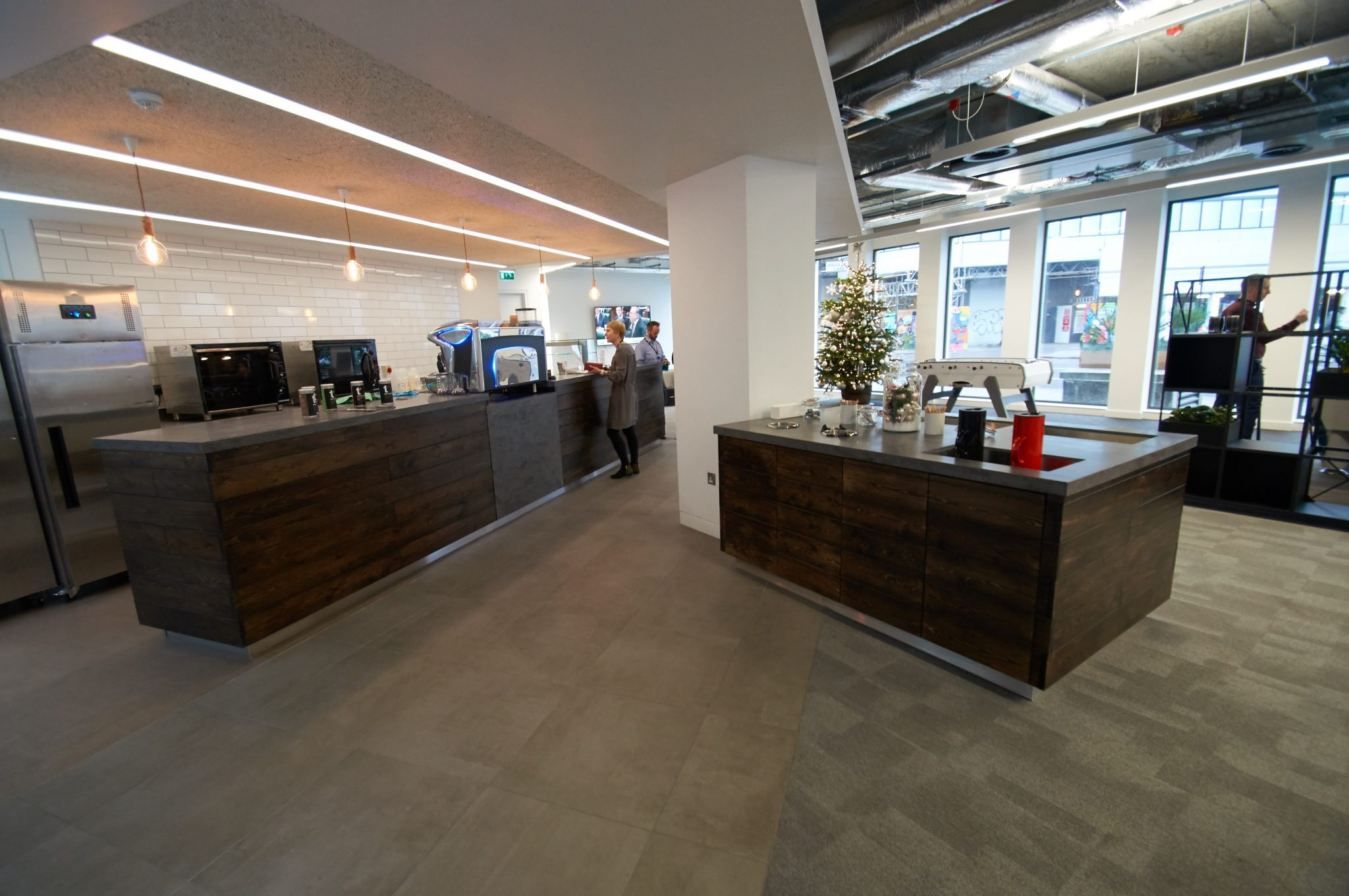 Bespoke Counter at Colt Technology Services